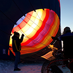 Balloon Inflates
