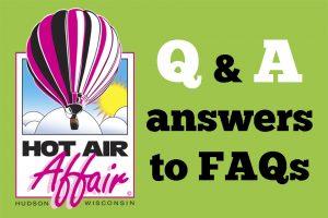Hot Air Affir Q&A