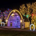 Hudson Lakefont Park Lights