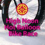 Fat Bike Race